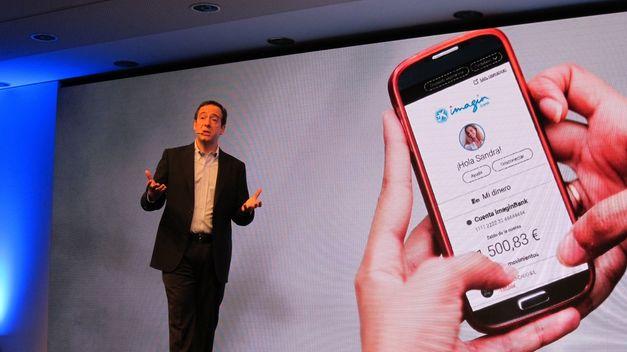 CaixaBank presentará imaginBank en el MWC