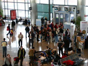 Indra implantará nuevo sistema de registro de pasajeros en aeropuertos españoles