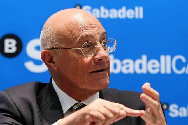 Banco Sabadell planea alcanzar en 2020 una rentabilidad del 13 %