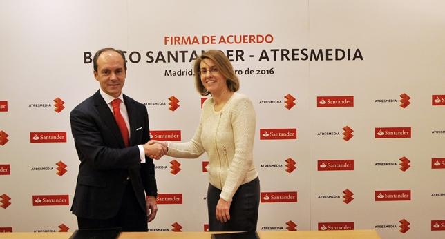 Banco Santander y ATRESMEDIA apoyan el acceso de los estudiantes al mundo laboral