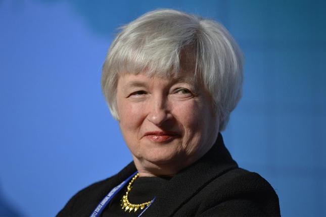 Yellen (Fed): la economía de EE.UU. debería repuntar