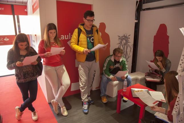 Banco Santander recibe 50.146 inscripciones de estudiantes para las Becas de Prácticas en PYMEs