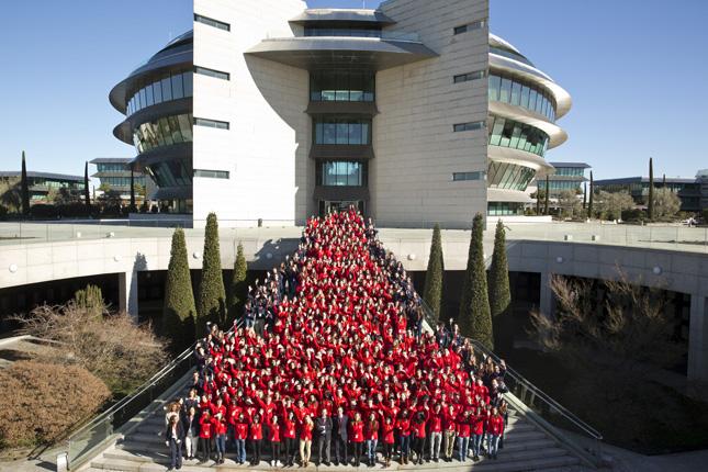 Banco Santander y la UFV ponen en marcha la XI edición de las Becas Europa