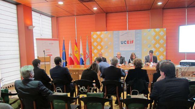 Banco Santander y la Fundación UCEIF premian la investigación