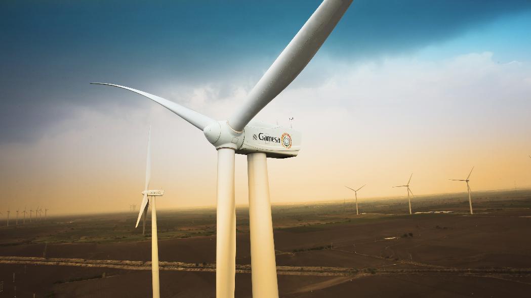 Siemens instalará 47 aerogeneradores en Taiwán