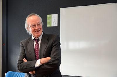 """Josep Piqué (OHL): """"Los códigos éticos favorecen la competitividad de las empresas"""""""