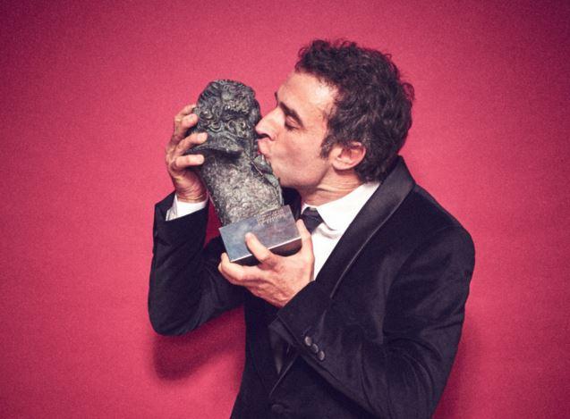 Telefónica Studios, productora más galardonada de los premios Goya