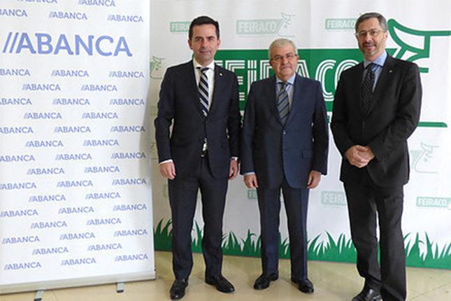 Abanca y Feiraco firman acuerdo para la viabilidad de las explotaciones lácteas