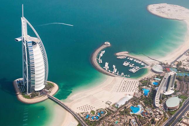 Dubái inaugura un proyecto para promover el comercio mayorista