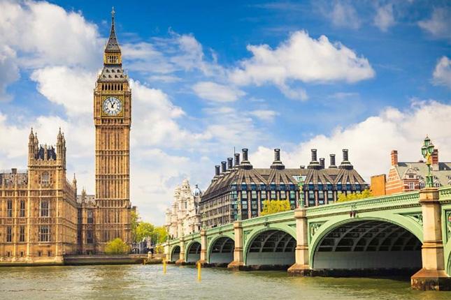 El índice PMI del Reino Unido cae en agosto
