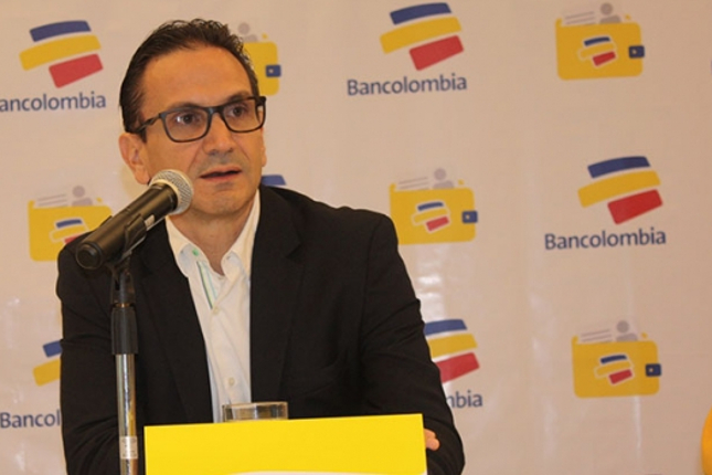 Designan a Juan Carlos Mora como presidente de Bancolombia