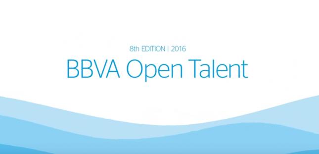 BBVA lanza la 8ª edición de BBVA Open Talent