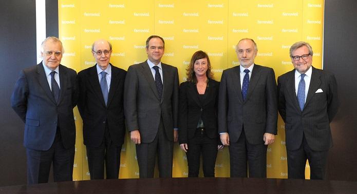 Ferrovial  destinará 700.000 euros en 2016 a proyectos sociales