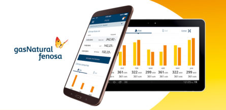 Gas Natural Fenosa lanza app de gestión y atención al cliente