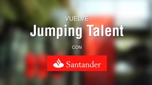 Jumping Talent de Universia (Banco Santander) alcanza las 1.700 candidaturas