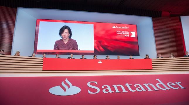 Banco Santander apuesta por la vinculación de clientes como estrategia de crecimiento