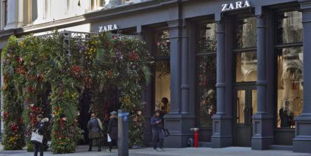 Zara (Inditex) abre en Manhattan nueva flagship de 4.400 metros cuadrados