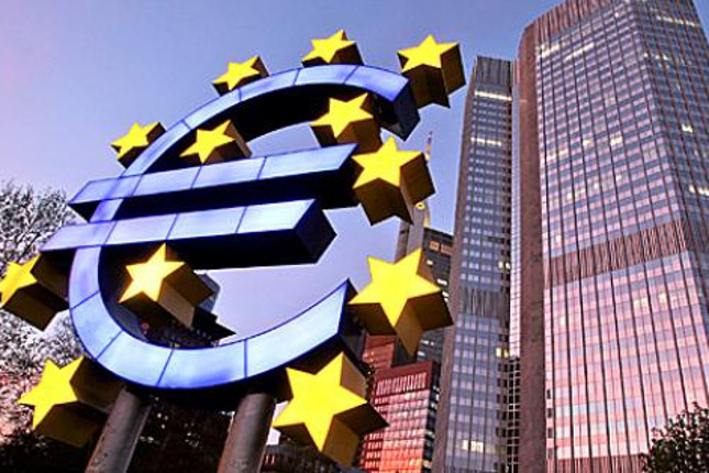 Eurostat revisa a la baja el crecimiento de la eurozona