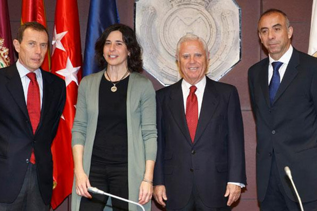 Liberbank y la Fundación Real Madrid renuevan su colaboración