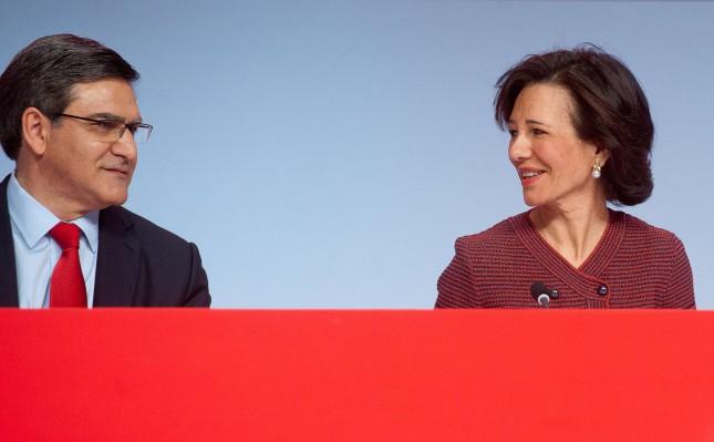 Banco Santander gana 6.204 millones de euros en 2016