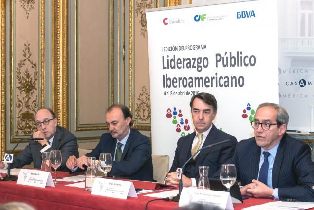 BBVA apoya un nuevo programa de formación a líderes iberoamericanos