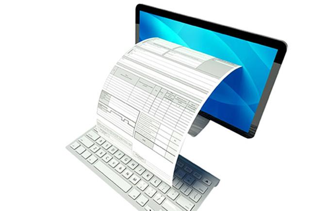 El sector servicios lidera la utilización de la factura electrónica