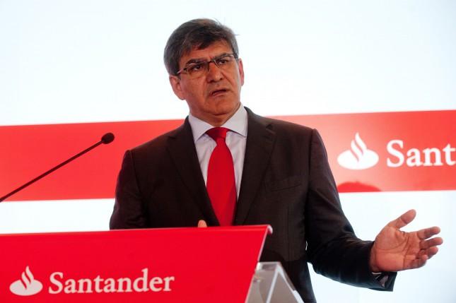 Banco Santander prevé que los tipos de interés se mantengan hasta 2017