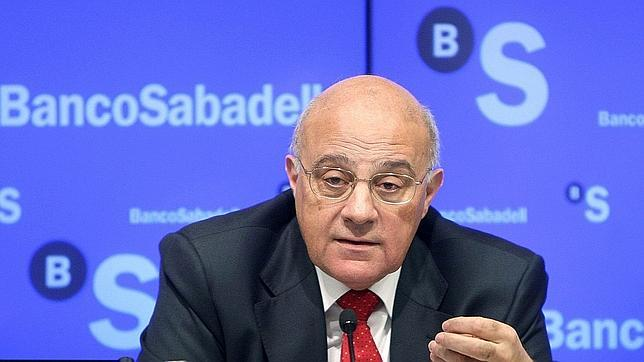 Oliu (Banco Sabadell) pide reformas adicionales para mantener el crecimiento en España
