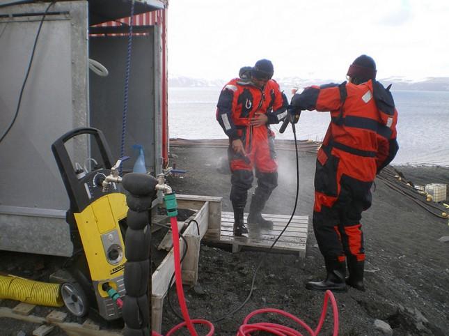 Banco Santander respalda la Campaña Antártica