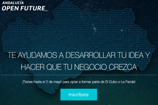 Telefónica busca 24 startups para su programa Andalucía Open Future