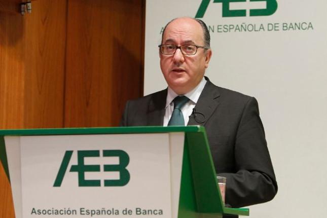"""AEB: los esfuerzos de la banca """"no se van a eternizar"""""""