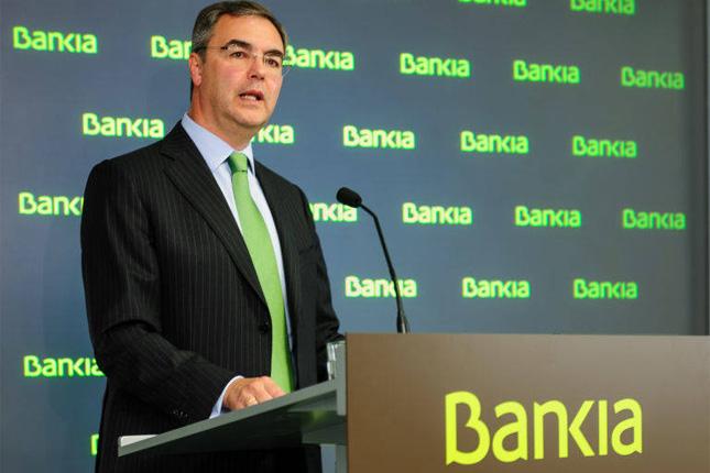 José Sevilla: la política demora la privatización de Bankia