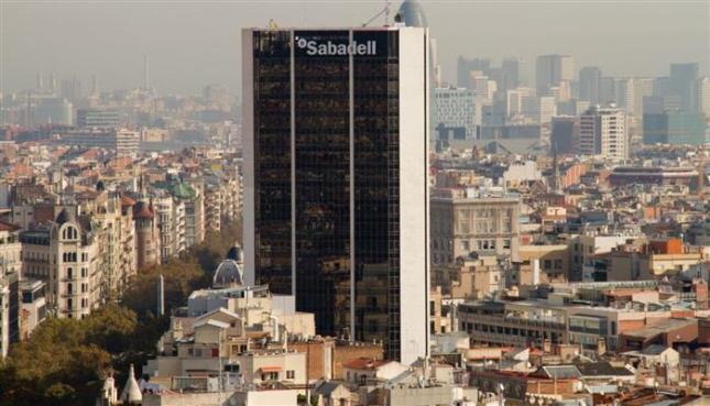 Josep Oliu inaugura las oficinas de Banco Sabadell en México