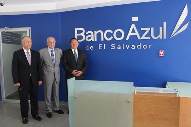 Banco Azul de El Salvador lanzará su banca online