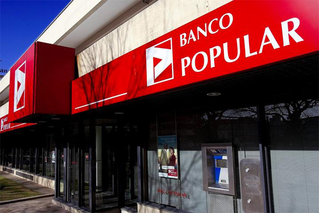 Fitch rebaja el rating de Popular hasta el 'bono basura'