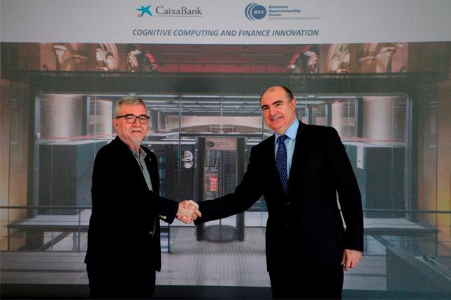 CaixaBank forma a accionistas de Zaragoza