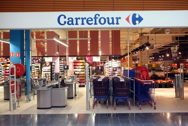 Carrefour factura un 9,8% más en el segundo trimestre
