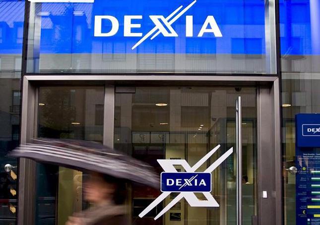 El Banco belga Dexia perdió 55 millones de euros hasta marzo