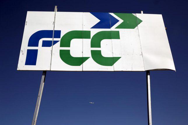 FFC cerró 2016 con una pérdida neta de 165,2 millones de euros
