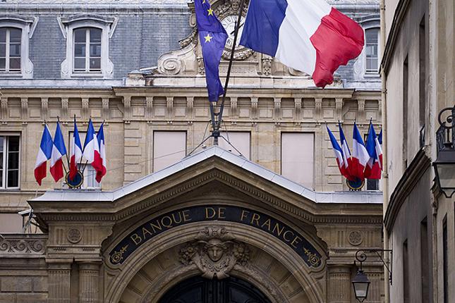 Banco de Francia: el PIB francés subirá 0,4% en el primer trimestre