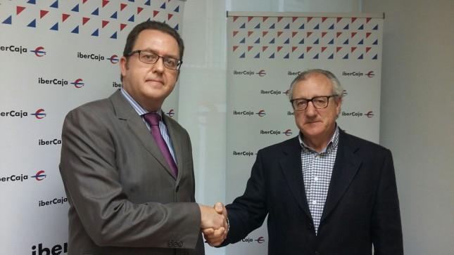 Ibercaja firma un acuerdo con el Colegio de Veterinarios de Teruel