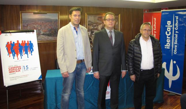 Ibercaja organiza la XXXV Carrera Popular Solidaria de Teruel