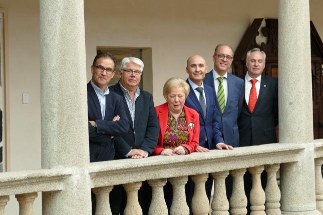 Bankia apoya con 228.000 euros a la Fundación Caja de Ávila