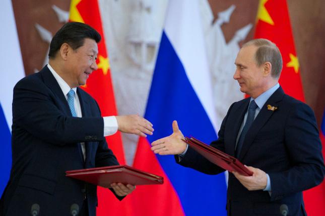 China y Rusia reforzarán la cooperación