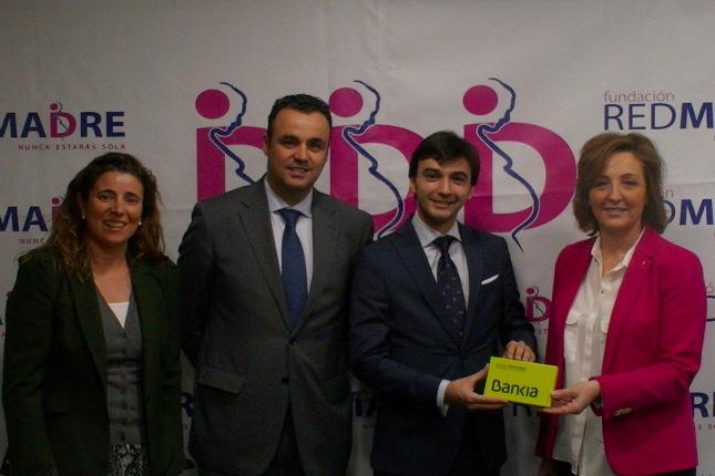 Bankia y Fundación Redmadre firman acuerdo de colaboración