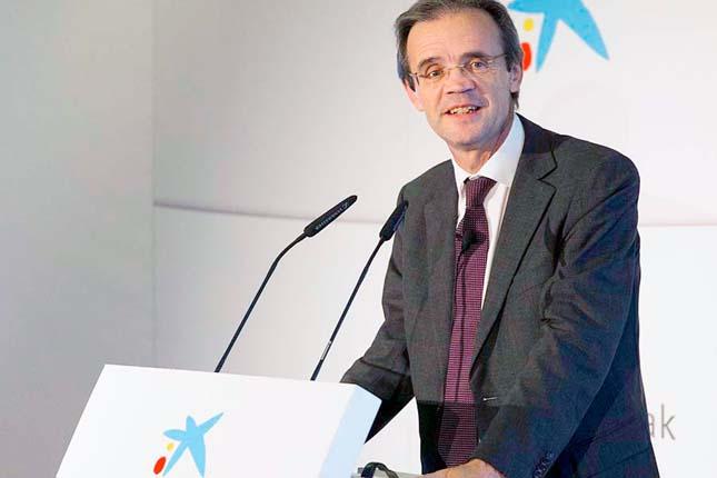 Resultado de imagen de presidente de CaixaBank