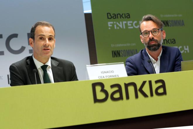Bankia Fintech by Insomnia se presenta en Europa