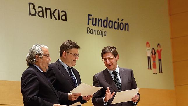 Fundación Bancaja y Bankia apoyan la inserción social