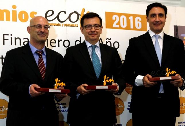 BBVA, premio ECOFIN por la promoción de la 'Imagen de España' en el mundo financiero