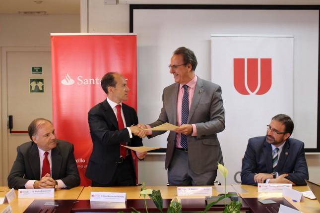 Banco Santander y Crue Universidades Españolas ponen en marcha la AppCRUE